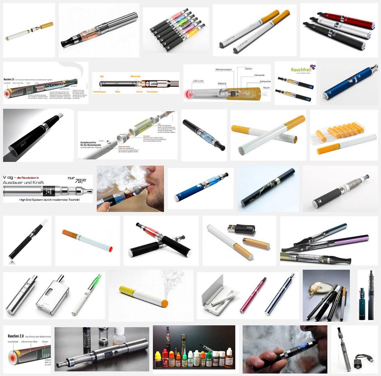 zigaretten inhaltsstoffe vergleich